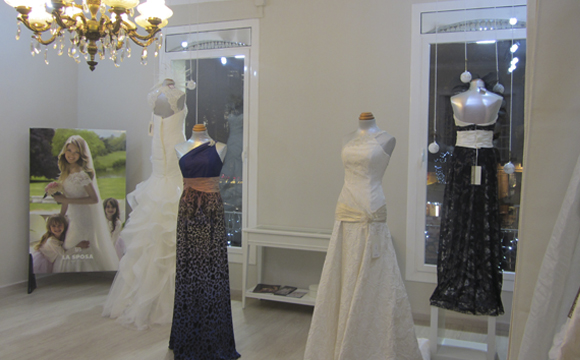 Nace el primer Wedding Center de Barcelona: vestidos de novia en exclusiva y organización integral de bodas