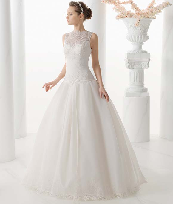 vestidos de novia de alma novia | balart nuvies