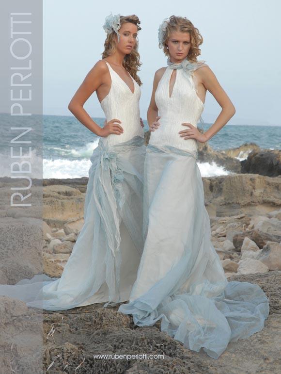 modelo Ambriane Ruben Perlotti, modelo Besole Ruben Perlotti, comprar vestido Ruben Perlotti Barcelona, comprar vestido de novia Barcelona