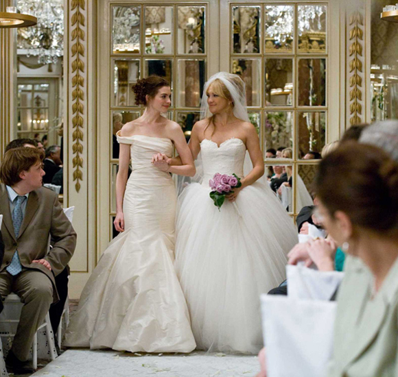 diez vestidos de novia de película | balart nuvies