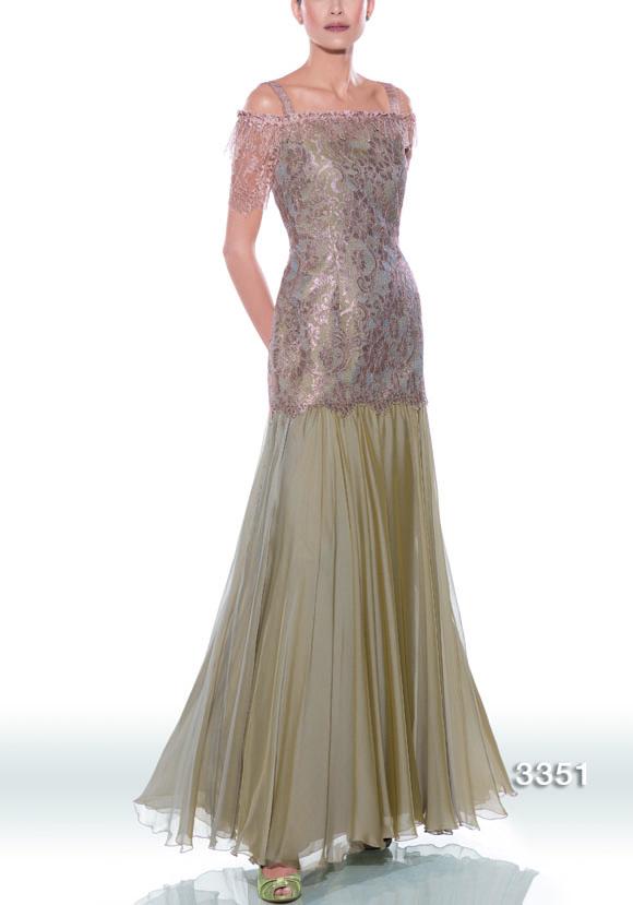modelo 3351 de Teresa Ripoll, vestido de madrina Teresa Ripoll, comprar vestido de madrina Barcelona, vestido de madrina largo