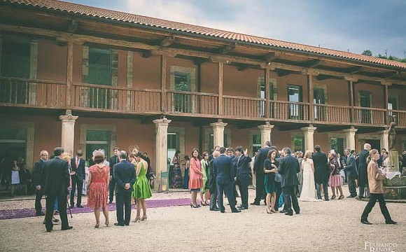 La Casona de Las Fraguas, un espacio para bodas exclusivas en Cantabria