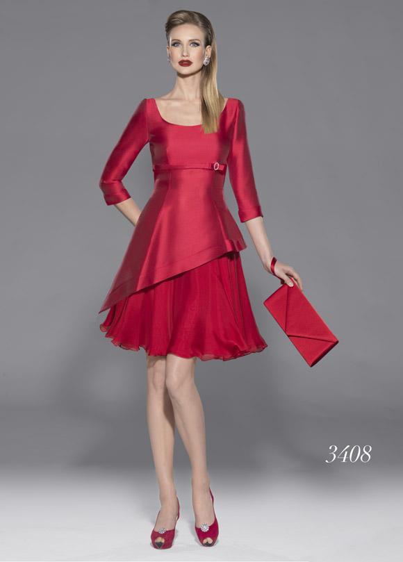 Modelo 3408 | colección primavera-verano de Teresa Ripoll
