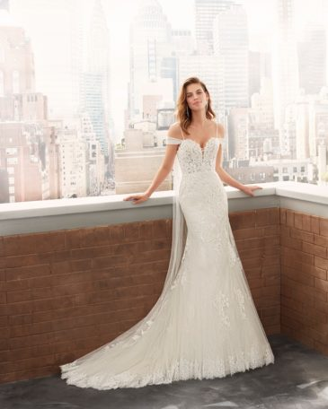 vestido luna novias